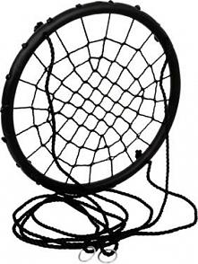 Huśtawka z sieci  dla dzieci - SPIDER EXTRA FUN uniw