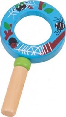 Ogrodowe szkło powiększające/lupa do zabawy  dla dzieci uniw