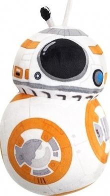 Pluszowy  Droid BB-8 - zabawki dla dzieci uniw