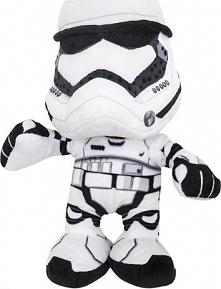 Pluszowy Stormtrooper - zabawki dla dzieci uniw