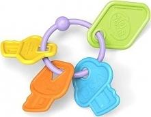 Klucze - Grzechotka dla dzieci  Green Toys uniw