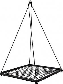 Huśtawka dla dzieci sieć , kwadrat uniw