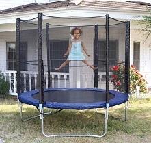 Trampolina do zabawy dla dzieci uniw