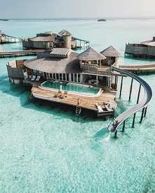 Soneva Jani Resort - Medhuf...