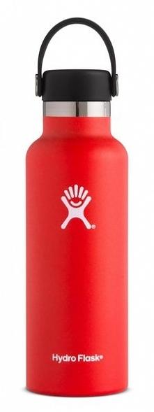 Hydro Flask Bidon Standard Mouth 18oz (532ml) Lava
