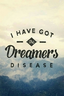 I've got the dreamers ...