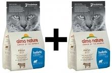Almo Nature z wołowiną specjalnie dla kotów sterylizowanych - już teraz w pro...