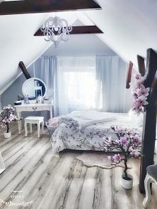 Sypialnia wiosna