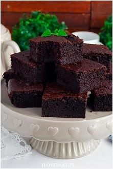 Ciasto czekoladowe na maślance