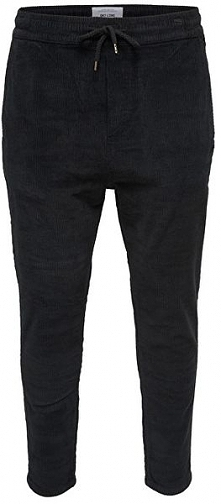 Only&Sons Męskie Spodnie Linus Corduroy Pk 01447 Black (Rozmiar L)