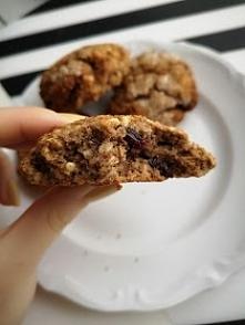 Przepis na ciasteczka owsia...
