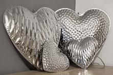 serce metalowe różne wzory i rozmiary