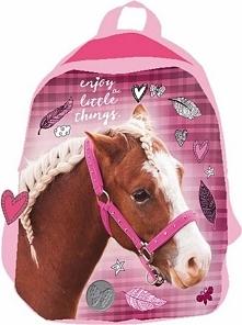 Beniamin Plecak mały Nice&Pretty różowy