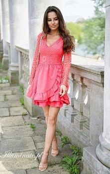 Sukienka z kolekcji illumin...