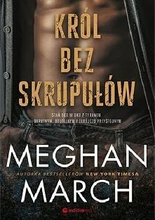 """""""Król bez skrupułów"""" Keira Kilgore jest rudowłosą pięknością o ognistym temperamencie i niepokornej duszy. Prowadzi destylarnię, która należy do jej rodziny od czterec..."""