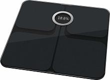 Waga łazienkowa Fitbit Fitbit Aria 2 Wi-fi išmaniosios svarstyklės, juodos sp...