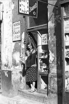 Warsaw Ghetto, Poland 1941