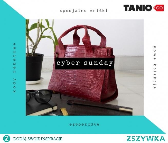 Sposób na przetrwanie wolnej niedzieli ;) Sprawdź dziś na Tanio.co