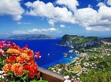 Europa. Włochy. Wyspa Capri. Takie puzzle tylko u nas, zapraszamy :)