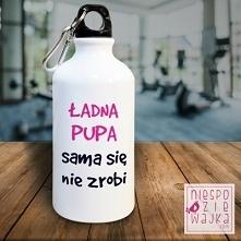 """Bidon sportowy """"Ładna ..."""