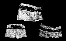 Ekskluzywne bokserki Nebbia znajdą zastosowanie w wielu różnorodnych sytuacja...