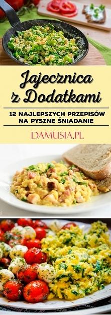 Jajecznica z Dodatkami – TOP 12 Najlepszych Przepisów