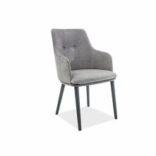 tapicerowane krzesło w ładn...