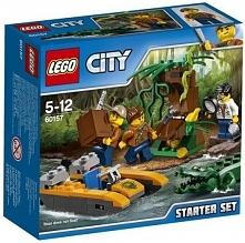 CITY Dżungla - zestaw startowy (60157)