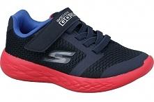 Skechers Go Run 600 97860l-Nvrd 33,5 Granatowe