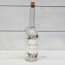 upominki dla  gości butelec...