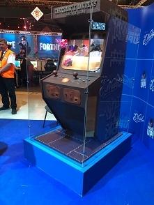 Automat z czekolady w stref...