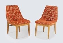 Perełka Art-Deco - krzesła ...