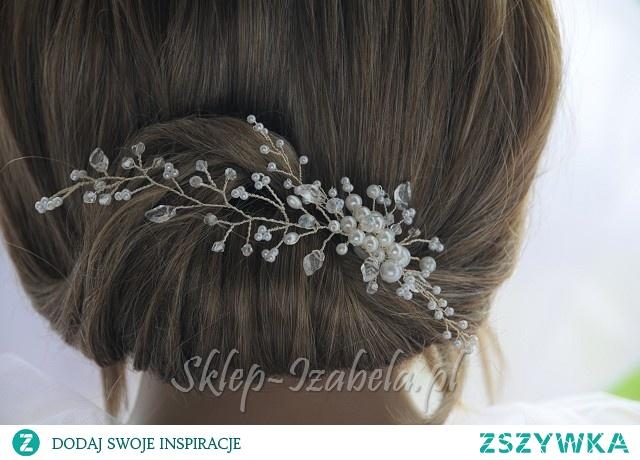 Ozdoby do włosów na ślub