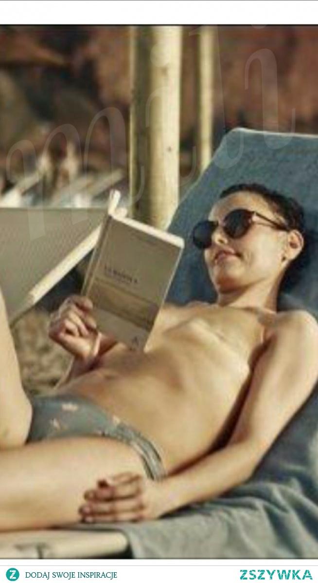 W maju 2017 roku znana w Hiszpanii marka okularów do swojej reklamy użyła,,RAKA PIERSI''jako podtekst do tematu tabu...hasło głosilo,, BĘDĄ PATRZEC NA CIEBIE ALE TWOJE SPOJRZENIE JEST NAJWAŻNIEJSZE'' Reklama z kobietą po mastektomii,opalajaca się topless, a tak bez niczego!(jak mnóstwo innych kobiet na plaży)Z krótkimi włosami,bliznami na wierzchu,z płaską klatką piersiową,okularami przeciwsłonecznymi i swym uśmiechem tak po prostu czytającą...W tej sytuacji rak piersi przestaje być tabu,nie z powodu samej choroby,ale z powodu jej fizycznych i psychologicznych konsekwencji.Że dowiadujemy się,że jest to sytuacja,w której żyje wiele kobiet i których nie musimy się wstydzić choć fala krytyki,, zdrowych'' ludzi była ogromna ale również przyniosła wiele korzyści dla firmy oraz ludzi gdyż uświadamianie i normalizacja tematów tabu jest priorytetem w społeczeństwie, uważam że jeśli użycie kobiety po mastektomii, spowodowalo że sprzedali więcej okularów przeciwsłonecznych-ok swietnie.Myślę, że wszyscy wygraliśmy,ponieważ nie sądzę, że po raz pierwszy choroba jest używana do reklamowania produktu.Zgadzam się za każdym razem, gdy jest z pełnego szacunku i punktu widzenia każdej osoby. A co wy sądzicie na ten temat?