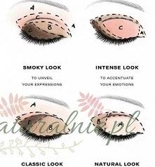 makijaz oka instrukcje