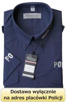 Koszula policyjna to najwyż...