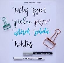 Jak ozdabiać litery w hand letteringu – pomysły i inspiracje