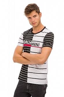 Galvanni T-Shirt Męski Gela Xl Biały
