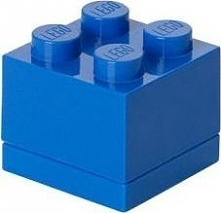Pojemnik Mini 4 Niebieski