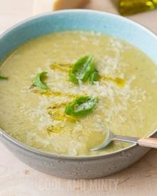 zupa brokułowo-selerowa, z ...