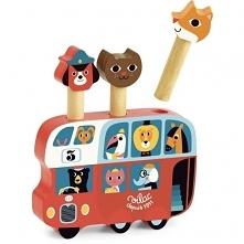 drewniany autobus :) klik w zdj