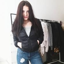 Pikowana kurtka od andzelikax3 z 1 marca - najlepsze stylizacje i ciuszki