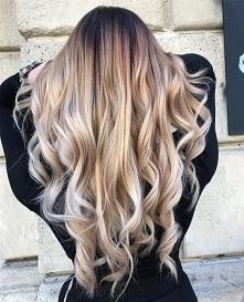 blond baleyage