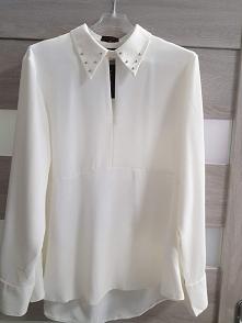 biała bluzka idealna ❣