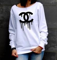 bluza o luźnym kroju + dekolt surowy brzeg (przeszyty. Bluza dostępna w różnych kolorach zapraszamy : akcreativo.shoppy.pl