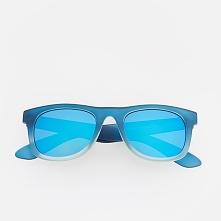Okulary przeciwsłoneczne - Niebieski
