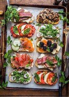 zdrowe kanapeczki