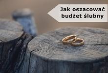 Jak oszacować budżet ślubny? Koszty ślubu i wesela, wstępny budżet, arkusz excel do budżetu • origamifrog.pl