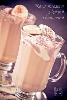 Kawa mrożona: - kawa rozpus...