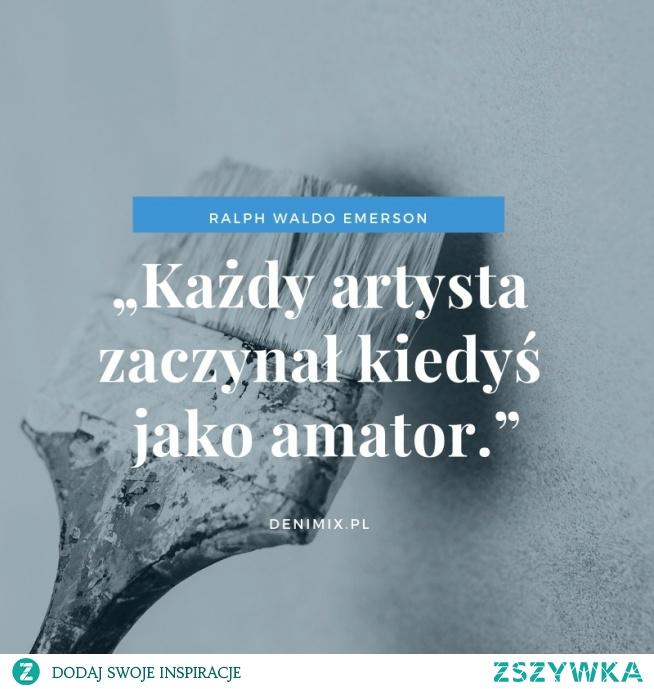 artysta amator